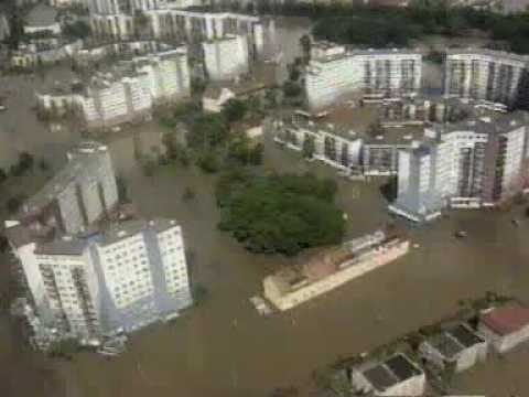 1997 - Flood in Poland - YouTu...