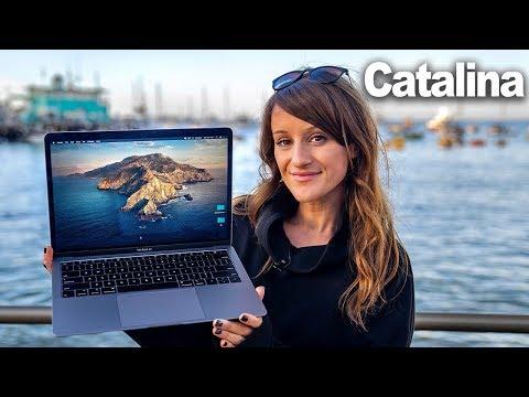 Catalina macOS Review in Catalina!