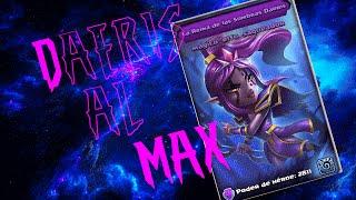 DAERIS AL MAXIMO! NUEVO HEROE[Dungeon Boss]