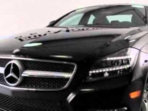 2012 mercedes benz cls class cls550 amg sedan bethesda for Mercedes benz bethesda md
