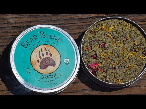 OG BEAR BLEND – Ceremonial Herbal Blend #Herbalmedicine