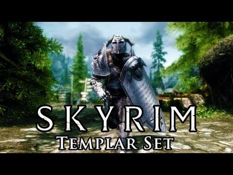 Skyrim Mod Spotlight: Nightmare Armour Oblivion Weapons and Redguard