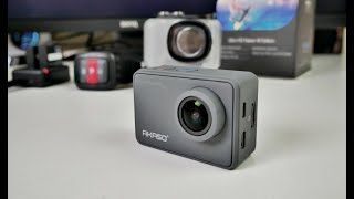 2018 AKASO V50 PRO Full Review - Native 4K Sports Camera - 20MP - EIS - H265