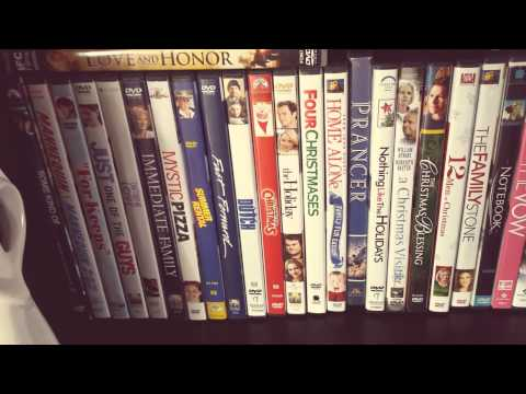 A soft speaking dvd collection (ASMR)