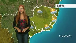 Previsão Sudeste - Temporais aumentam