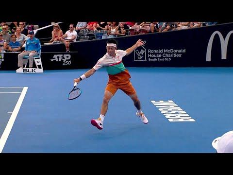 Will Japan's Kei Nishikori win the trophy? | Brisbane International 2019