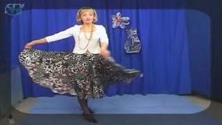 Лоскутное шитье. Шьем из ситца нарядную юбку-трапецию без выкройки и примерок. Мастер класс