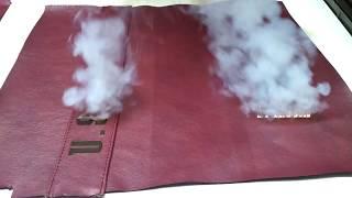 Robart 5 eksen galvo lazer çanta lazer baskı