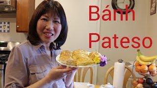 Làm bánh Pateso (Pate Chaud) rất ngon và nhanh (Người Việt ở Mỹ)