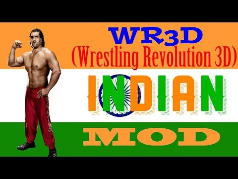 Download How To Download Wr3d 2k18 Indian Mod MP3, MKV, MP4