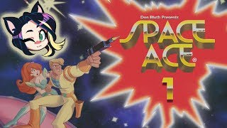 Space Ace - PART 1: Animated Mania - Kitty Kat Gaming