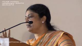 Vazhakkarignar Sumathi - 04  Parents