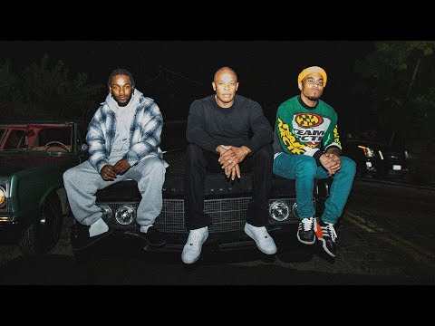 Anderson .Paak - TINTS (feat. Kendrick Lamar) (Official Video)