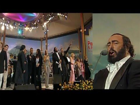 We Are The World - Pavarotti & Friends 1999 - Subtitulado en Español