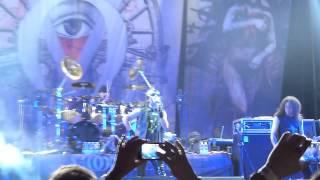 Moonspell - Axis Mundi LIVE @ Total Metal Festival, Bitonto, Bari, Italy, 20 July 2014