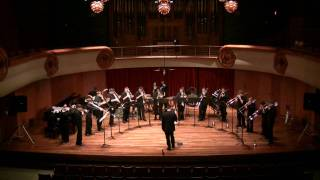 Columbus State University Trombone Choir - Soul Bossa Nova