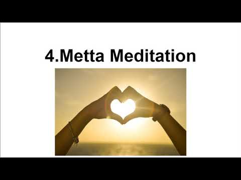 The Most Popular Types of Meditation Practices in Buddhist Tradition
