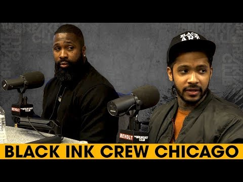 Ryan Henry And Bishop Don Talk Black Ink Chicago, Old Drama, New Business, Mental Health + More