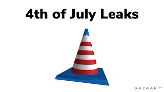 NEW CONE Roblox 4th of July Leaks