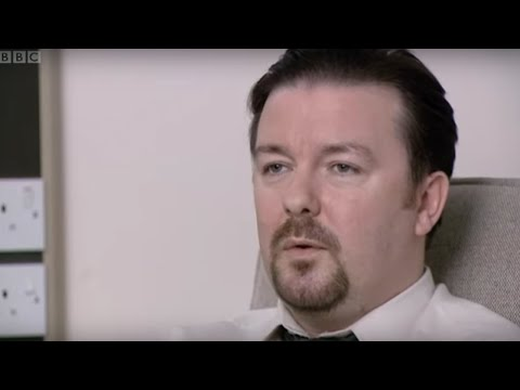 David Brent's Life Philosophy - The Office - Series 2 - BBC