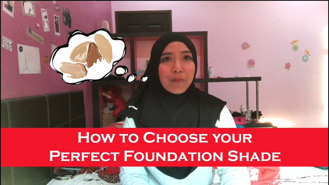 How To Choose The Perfect Foundation Shade Sit Sip