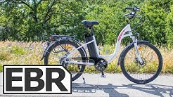 DJ Bikes DJ City Electric Bike Video Review - $1.4k Affordable Cruiser with Good Customer Service