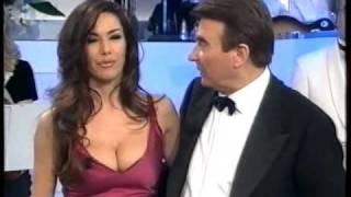 Paolo Limiti ed Emanuela Folliero....