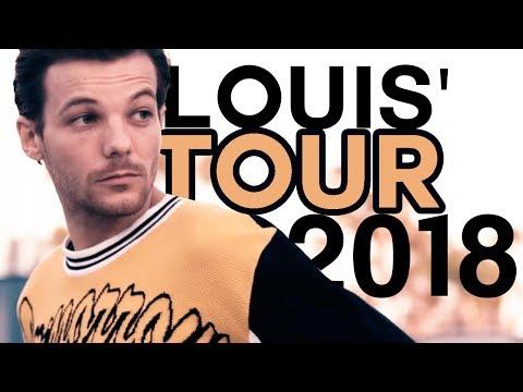LT TOUR 2018 - Louis Tomlinson's Tour 2018