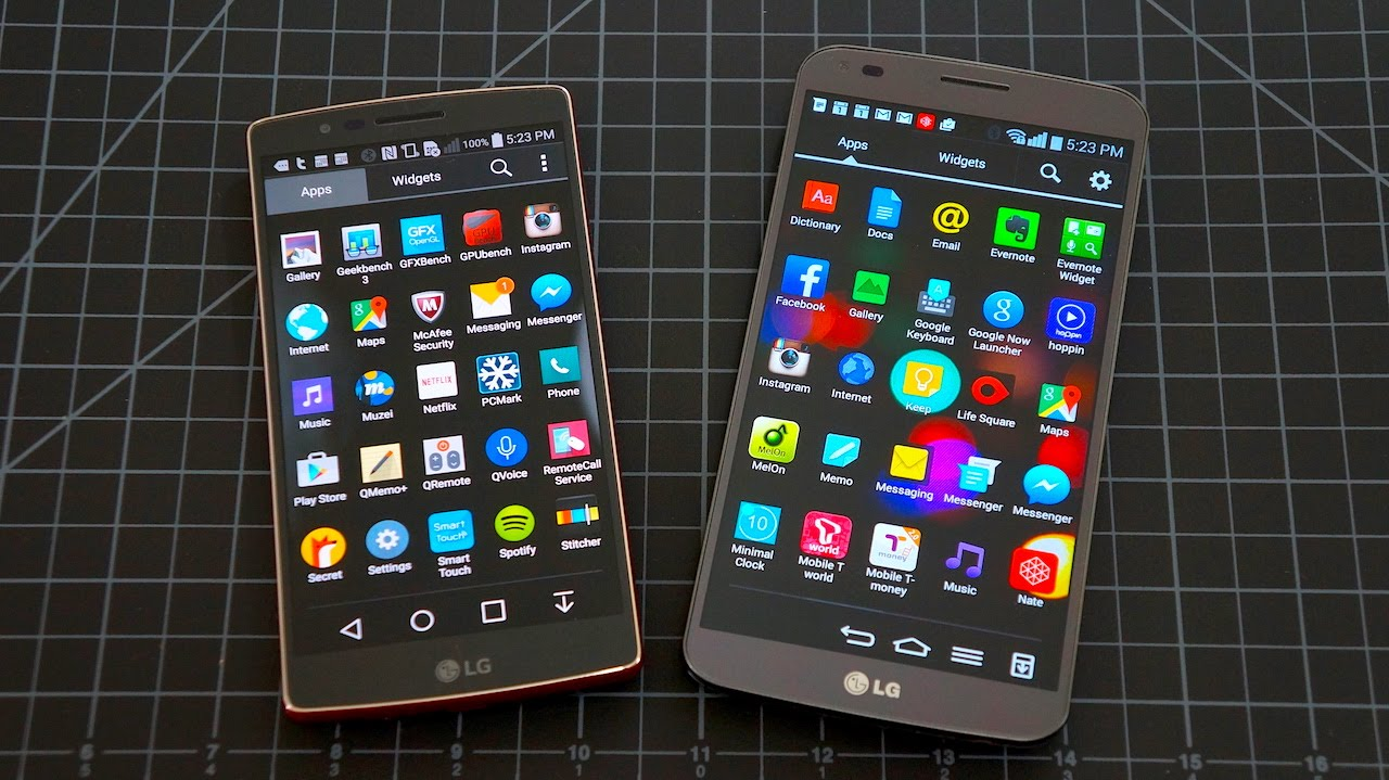 lg g flex 2 vs lg g flex pocketnow youtube