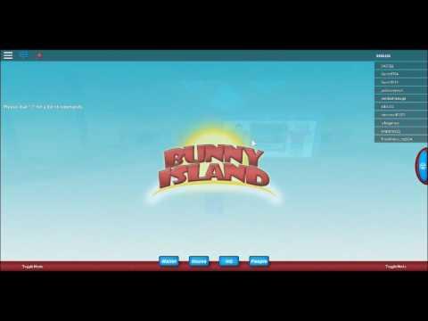 Roblox Bunny Island Theme Park Youtube