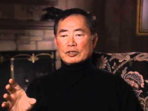 George Takei discusses Gene Roddenberry- EMMYTVLEGENDS.ORG
