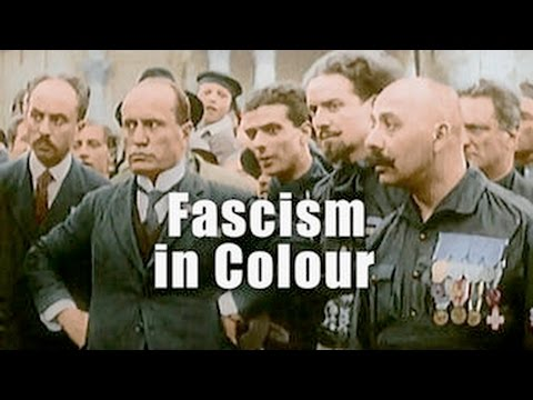 Fascism in Color Mussolini in Power Documentary (Full)