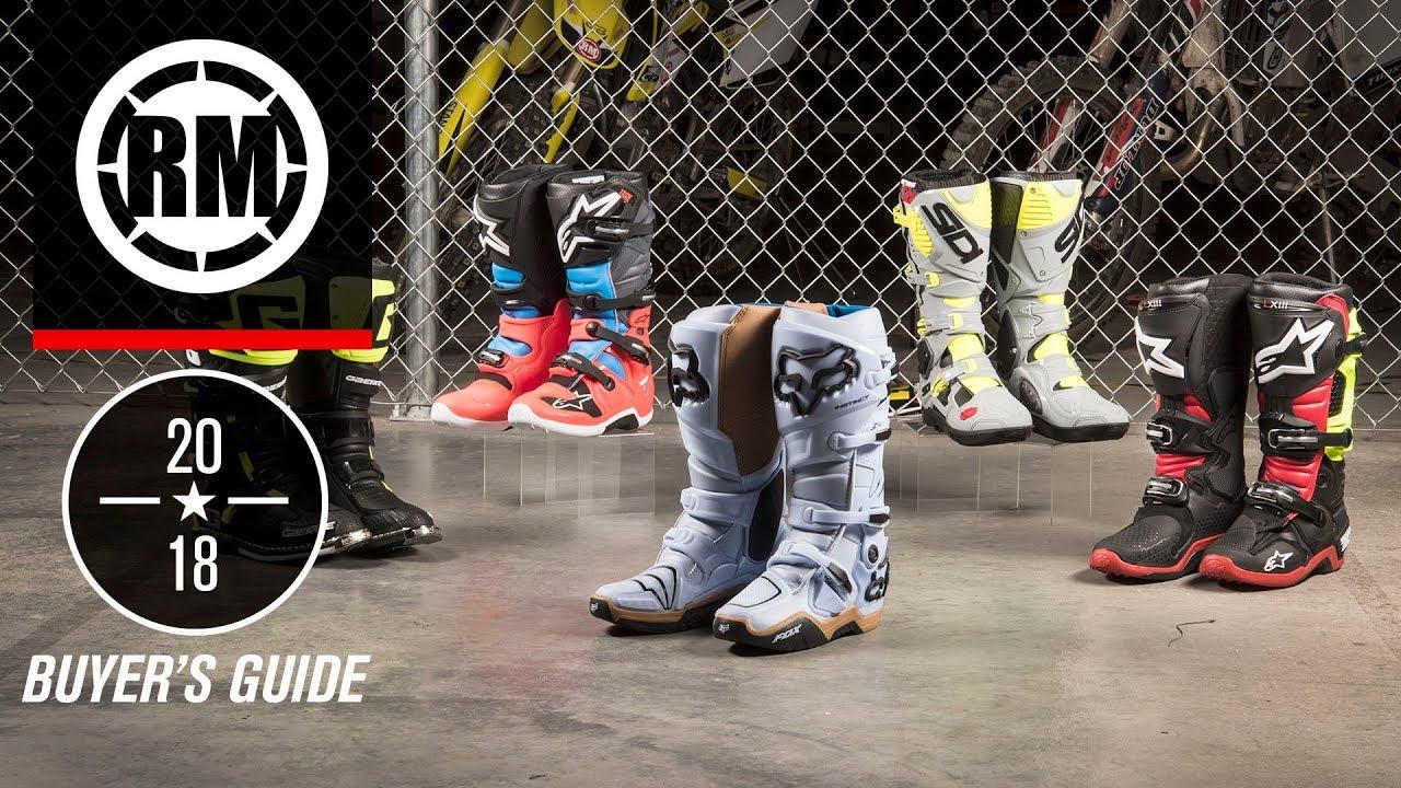 Best Motocross Boots  c95a05c22a