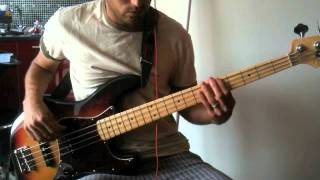 Bob Marley -Them Belly Full - Bass Cover