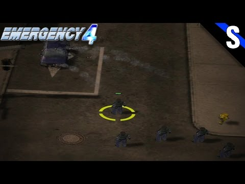 Emergency 4 #60 Los Angeles Mod v2.1