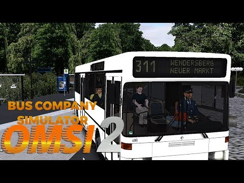 Repeat OMSI 2 Bus Company Simulator #2- Until we can go no
