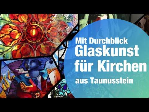 Kunst Mit Durchblick: Glaskunst Aus Taunusstein