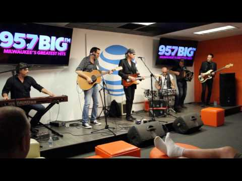 BoDeans Visit 957BIGFM!