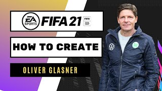 How to create oliver glasner for fifa 21 career modeplease like and subscribeif subscribed, leave a comment on who you would see created virtual ...