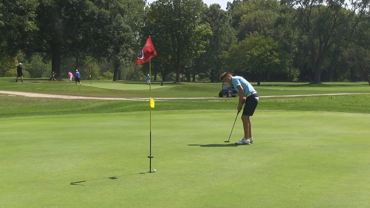 Hurtubise repeats as jr. boys champ (updated)