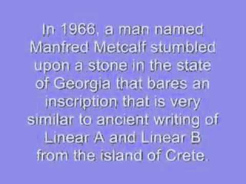 Phoenician Alphabet is from Greek Alphabet