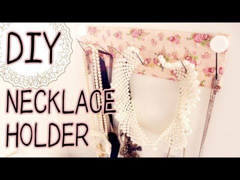 【originals】-diy-necklace-holder-w/-household-items