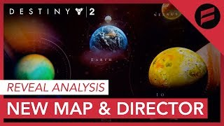 Destiny 2 - New Planets, New Map, and New Destination Director