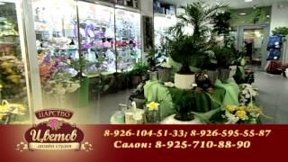 Царство Цветов и Пора Дарить(Рекламный ролик Дизайн-студия