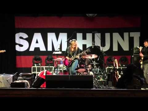 Ell Access: Sound Check With Sam Hunt