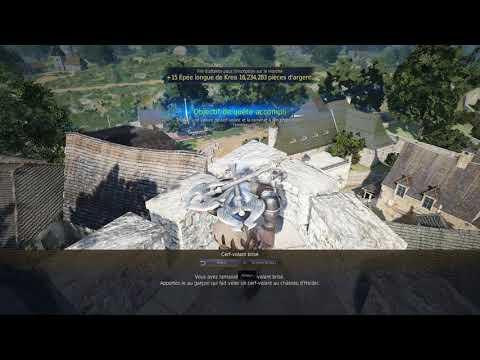 Black Desert Online - La voilure de cerf-volant - Snapped Kite