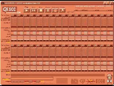 [MIDI Comparison Project] GXSCC