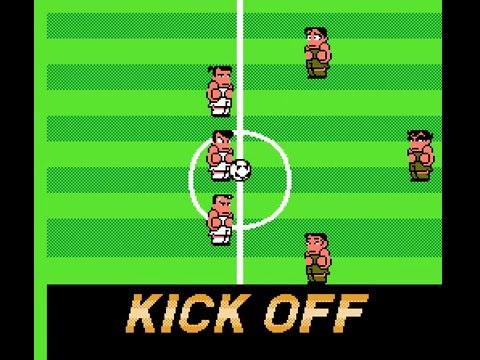 NES Longplay [607] Kunio Kun no Nekketsu Soccer League (Fan Translation)