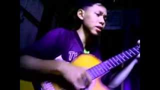 cover song aliando syarief (stevent sarju)