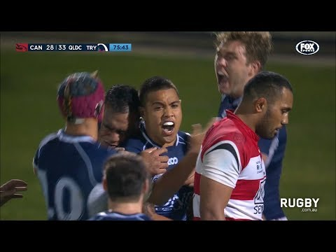 NRC 2017 Grand Final - Canberra Vikings vs Queensland Country